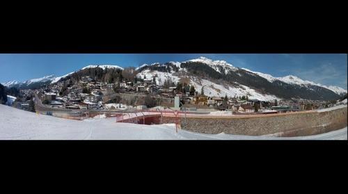 St. Anton am Arlberg in Tirol - Österreich