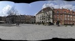 New Town market square in Warsaw 360 Rynek Nowego Miasta w Warszawie