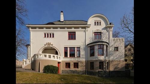Jugendstil - Aalesund - Norway - Jugendstilsenteret