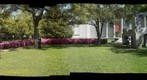 Wendy and an iPad on the Azalea Trail - a 360-Degree Panorama