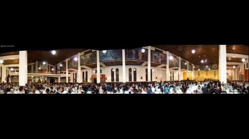 Catedral Cartago Semana Santa 2010