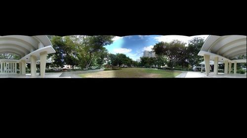 ANTONIA QUINONES PARK, CONDADO, PUERTO RICO ( USA )