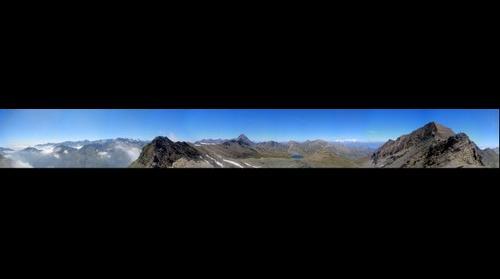 Colle della Rosa / Lago Miserino / Rosa dei Banchi / Monte Rosa