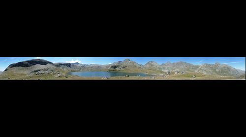 Lago Miserin (2578m), Valle di Champorcher (Valle d'Aosta - Italy)
