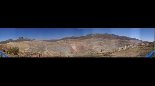 Ray Mine in Arizona