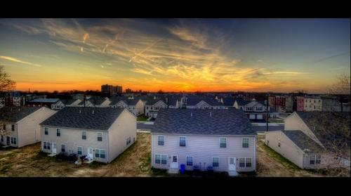 View from the top of my house