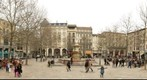 Place Carnot | la Bastide St-Louis | Carcassonne