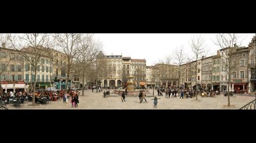 Place Carnot | la Bastide St-Louis | Carcassonne