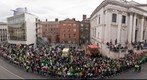 Saint Patrick&#39;s Day Parade - Dublin 2010 (Dame Street)