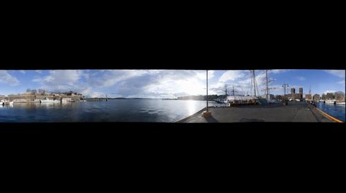 Rådhusbrygge 3  (Oslo, Norway) (1.48 gigapixels)