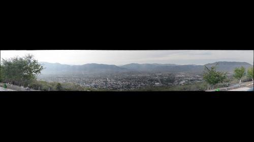 Panorámica de Iguala Guerrero, 1624 Megapixeles