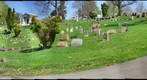 Chinese Section - Homewood Cemetery 4-10-10