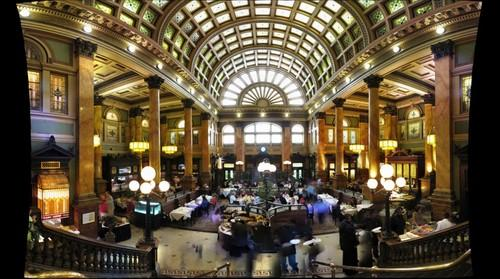 Grand Concourse restaurant, Pittsburgh, PA