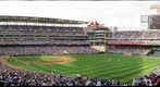 Target Field Home Opener 2010 – Right Field View – 4th & 5th Inning
