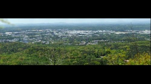 Kennesaw Mountaintop View