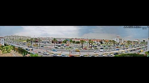 Avenida Europa, Jerez De La Fra.(HDR)