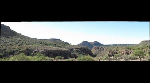 Sierra La Libertad: El Rodeo