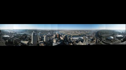 The Pittsburgh Gigapanorama I