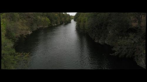 Housatonic River - South from Lover's Leap Bridge