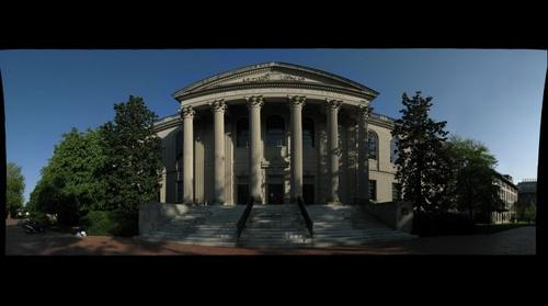 Wilson Library at UNC, Chapel Hill