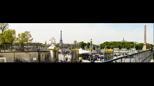 ENTREE PARC TUILLERIE PARIS