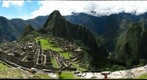 Machu Picchu &amp;quot;The Lost City of the Incas&amp;quot;, one of the Seven Wonders of the Modern World, view from just below the Guardhouse.