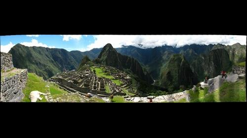 Machu Picchu, The Lost City of the Incas- featured in the Guinness World Record Book, Earth Platinum