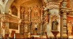 San Xavior Del Bac Mission - The White Dove of the Desert - interior - 312