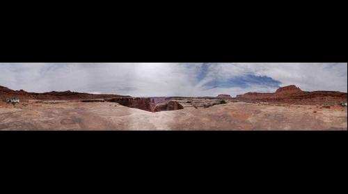 White Rim Trail - Roadside 1