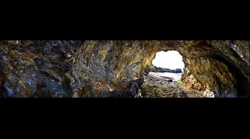 Shell Beach Cave