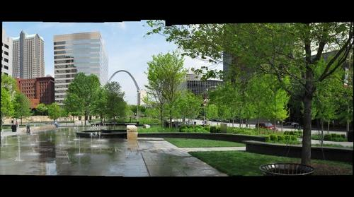 St.Louis-beautiful spring day
