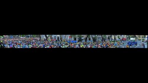 Maraton de Madrid 2010