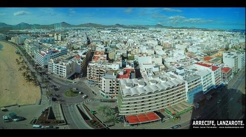 Arrecife, Lanzarote. Los 4 de siempre.