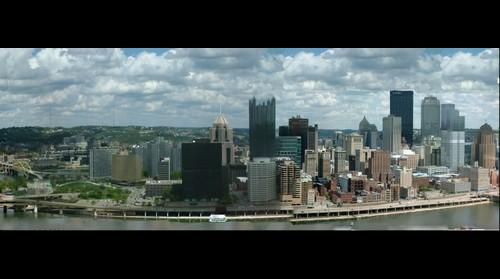 Pittsburgh From Grandview