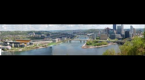 Pittsburgh Point - Nikon Test
