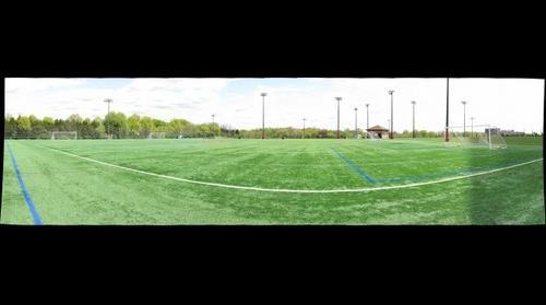 whereRU: Soccer Field Busch