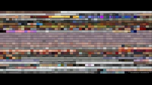 Megakaleido. La mayor imagen kaleidoscopica jamas creada. Javier Fernandez. Los 4 de siempre.