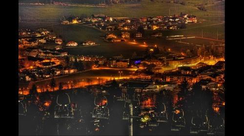 St. Johann in Tirol - HDR @ Night - TEST