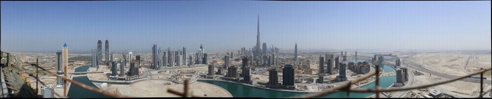 Dubai a 45 gigapixels