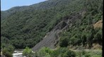 Route 140 Rock Slide from across Merced River