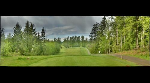 16th Hole Cottonwood Golf Course Nanaimo