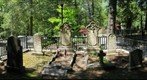Cemetery of St. John in the Wilderness Episcopal Church - Flat Rock, NC #3