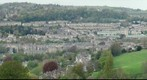 Bath City Centre from Widcombe