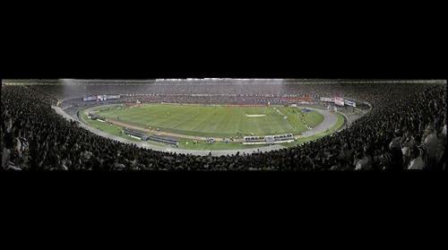 28/04/2010 - Torcida do Galo - Atlético x Santos - Clube Atlético Mineiro´s Fans - Mineirão Stadium - Copa do Brasil Championship - Altíssima resolução