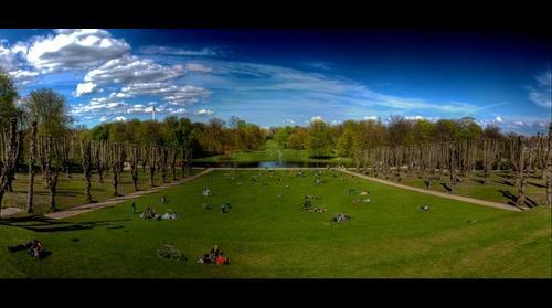 Frederiksberg Garden HDR