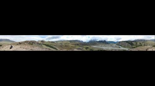 360º El Chalten