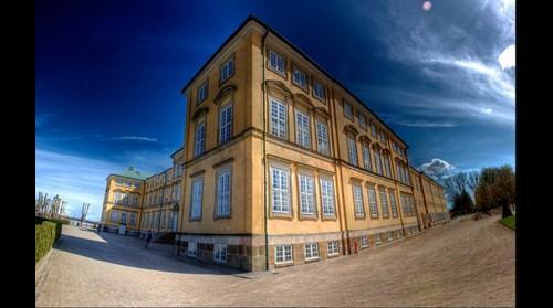 Frederiksberg Castle HDR