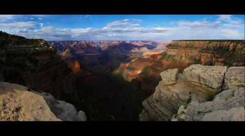 West Rim Drive - Grand Canyon