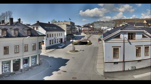 Larvik Centrum (Prinsegata)