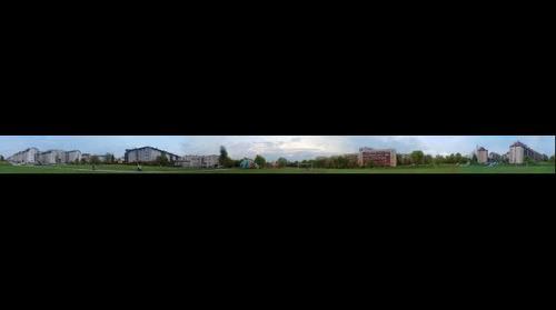 360 degree view of Krakow-Kurdwanow